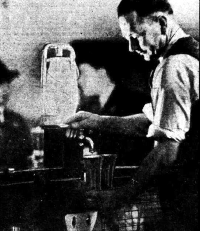 beers bar 1946