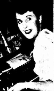 barmaid 1951 Melbourne