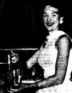 Dawn Jones Barmaid 1951