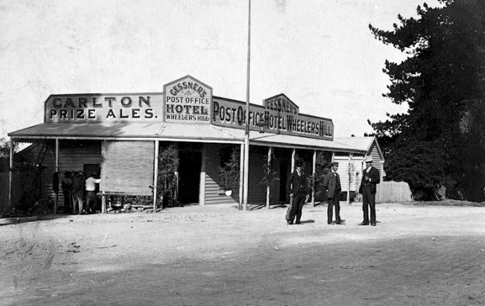 post office hotel wheelers hill