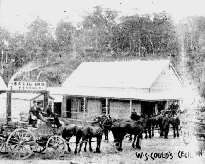 cecil inn Victoria 1897