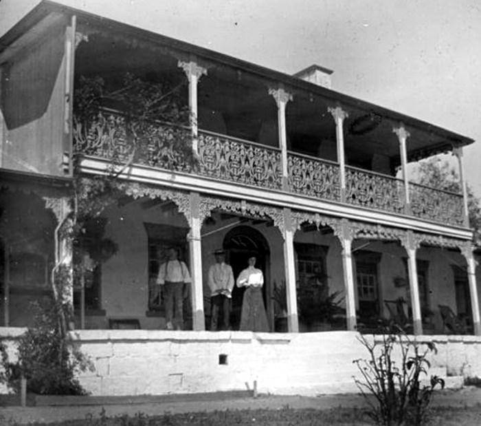 Hawksberry Hotel Wiseman Ferry 1909