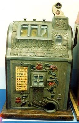 1930 poker machine