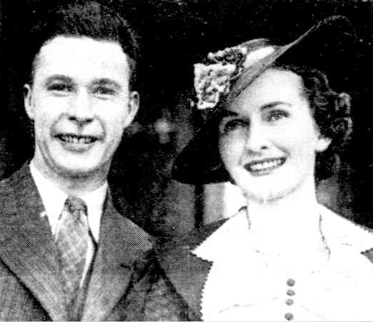 beer bonser wedding 1937