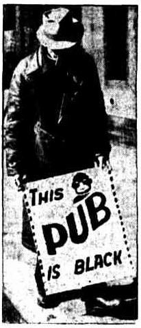 coggee pub black 1946