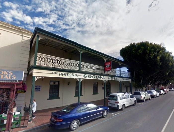 goolwa hotel google street view