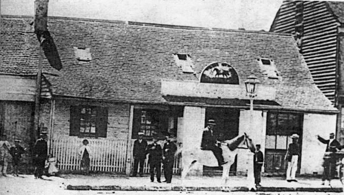 campbell street haymarket inn