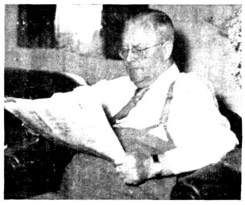 John Dorahy Wollongong Hotel 1949