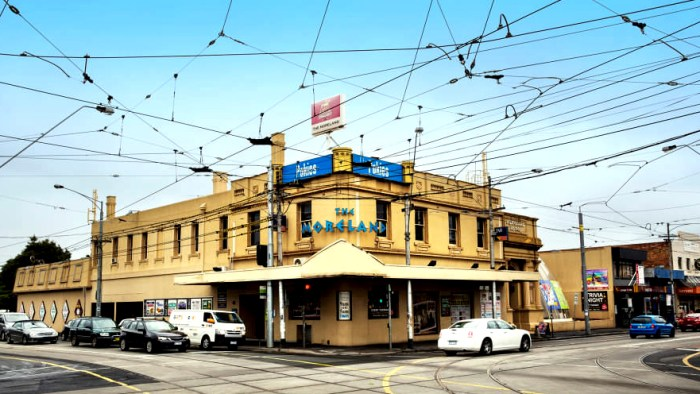 Mooreland Hotel Brunswick Vic