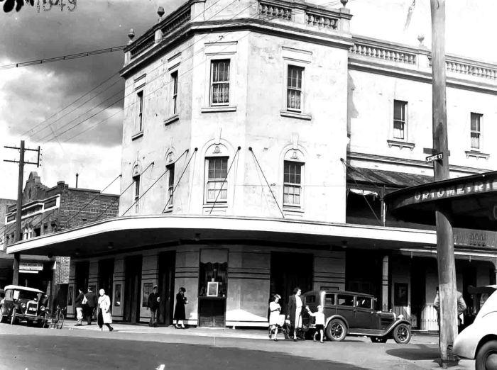 Woolpack Hotel Parramatta 1949 small