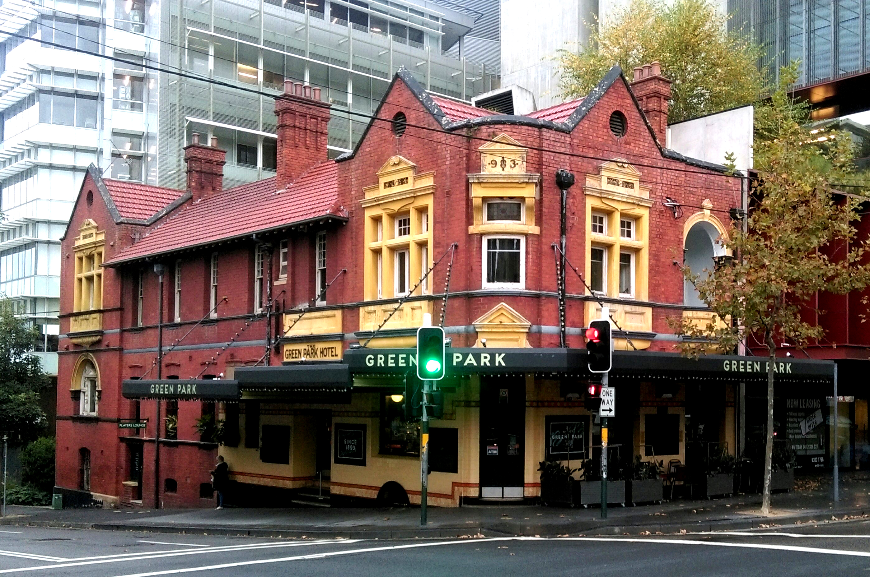 Green Park Hotel, Darlinghurst
