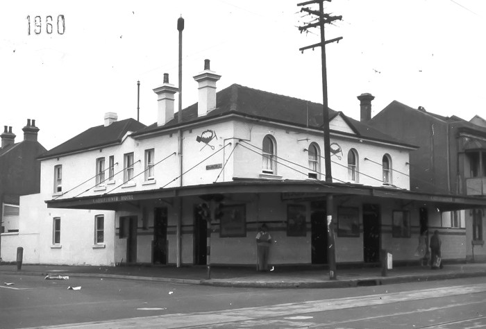cauliflower hotel 1960