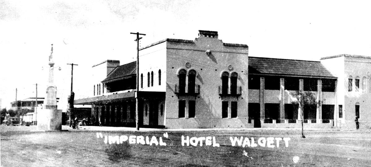 Imperial Hotel, Walgett