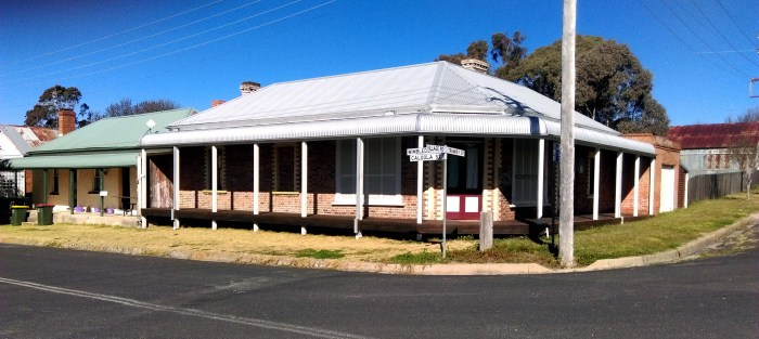 royal hotel former newbridge nsw