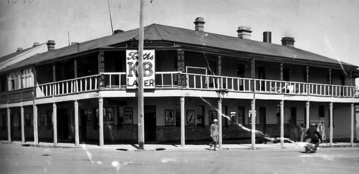 Great Western Hotel Orange 1