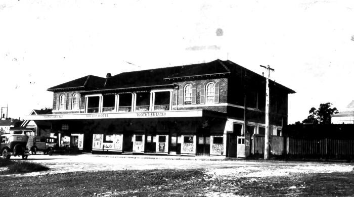 Oatley Hotel ANU 1929