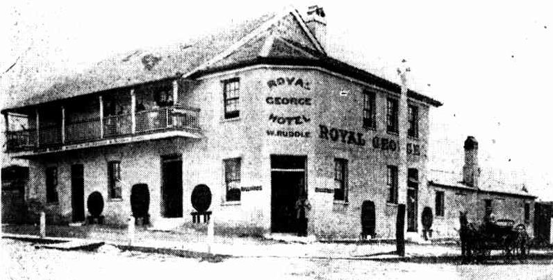 Royal George, Fortitude Valley