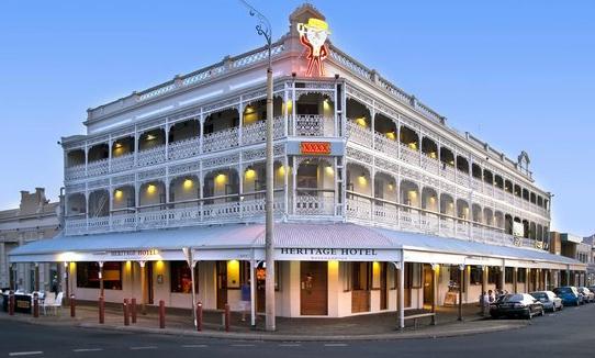 Palace Hotel, Rockhampton