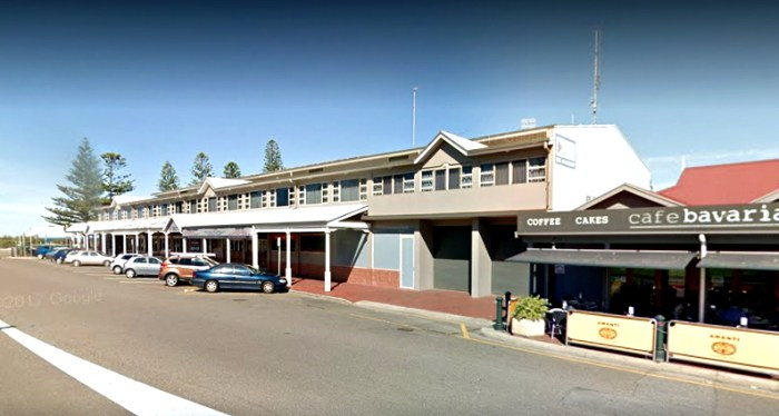 Hotel Victor Victor Harbour 2017