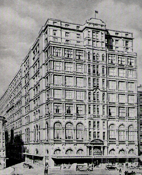 australia hotel 1936