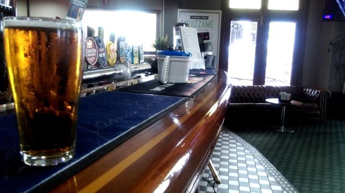 general gordon bar