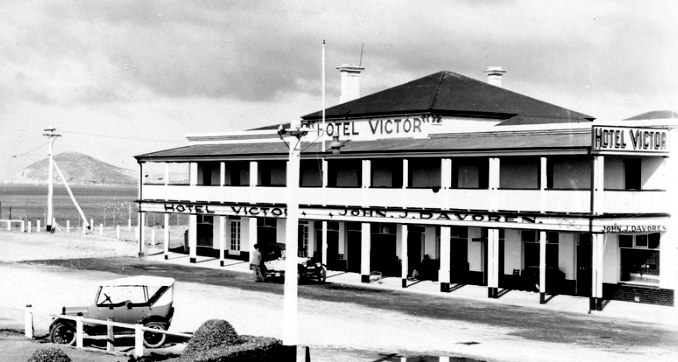 hotel victor 1920s