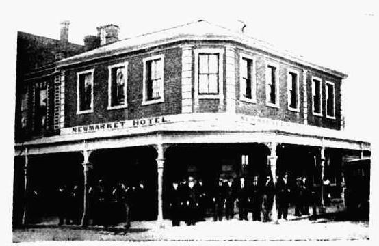 newmarket hotel daylsford vic 1900