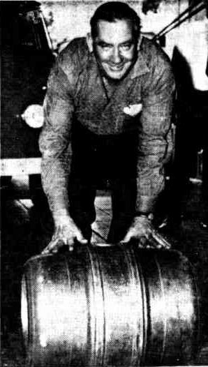 b kelly cellarman canberra 1967