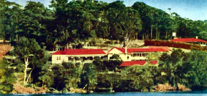 gypsy point hotel mallacoota vic 1964