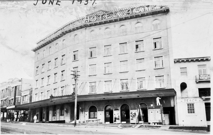 Astra Hotel Bondi NSW June 1937 ANU
