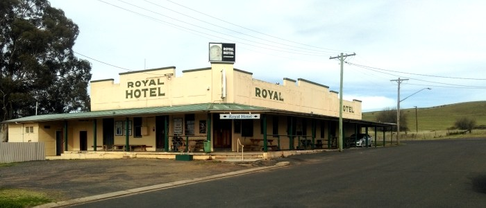 Royal Hotel Lyndhurst NSW 2017 TG