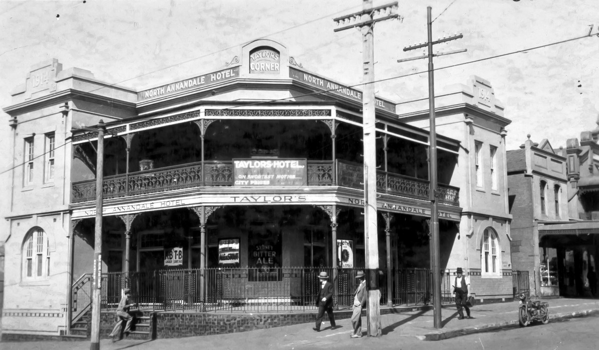 North Annandale Hotel, Annandale