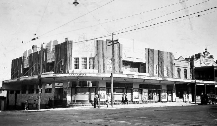 North Annandale Hotel NSW April 1938 ANU_1_1_1