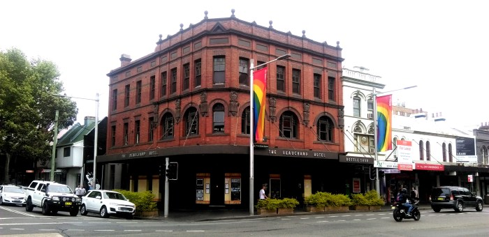 beauchamp hotel paddington nsw TG 1