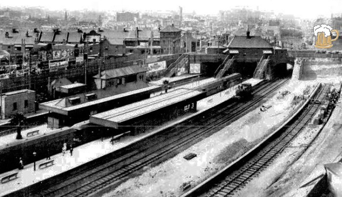 redfern station schooner 1911