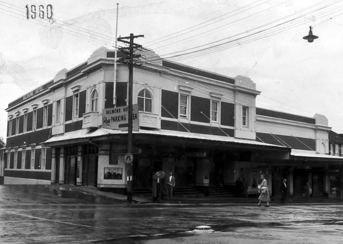 Belmore Hotel 1960 ANU