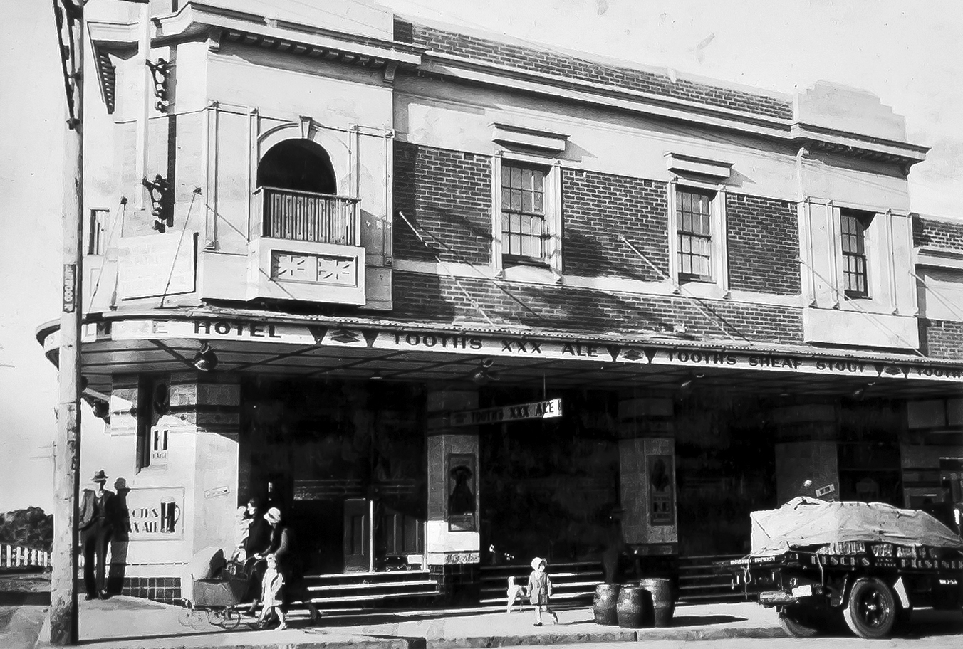 Belmore Hotel, Belmore