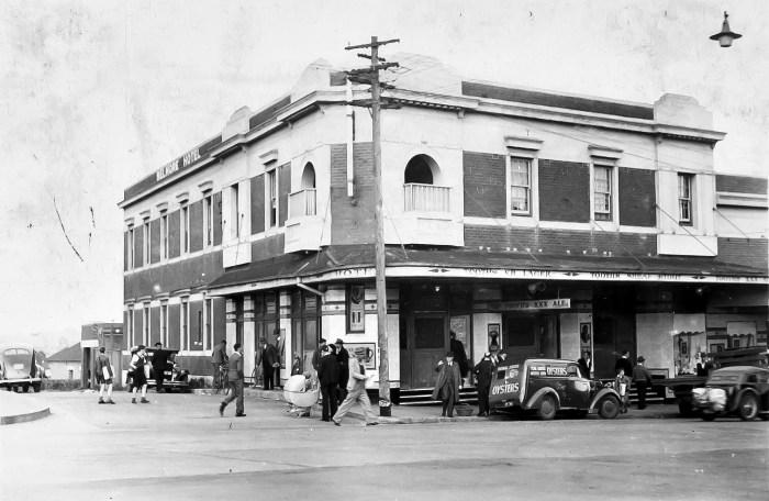 Belmore Hotel1949 ANU