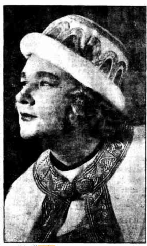 sheridan in costume