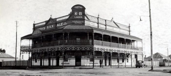 Aberdare Hotel Weston NSW 1930 ANU