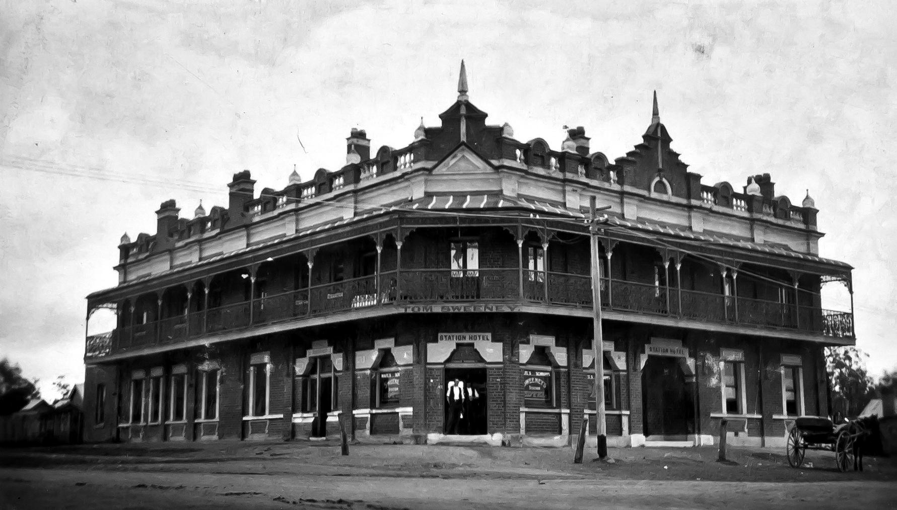 Station Hotel, Kurri Kurri