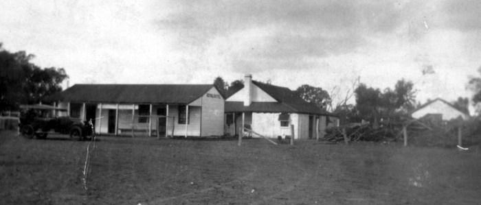 Tilpa Hotel 1928