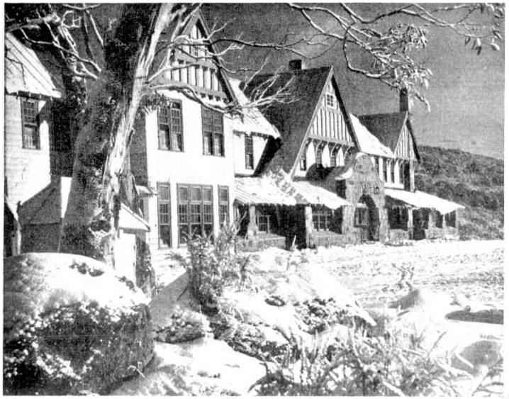 Kosciuszko Hotel, Mt Kosciuszko