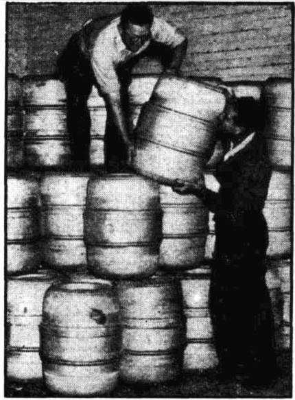 new adelaide kegs 1950