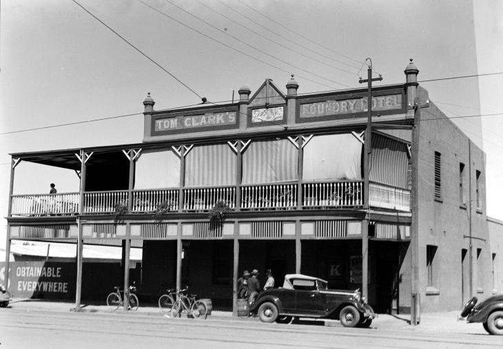 Kalgoorlie's many pubs