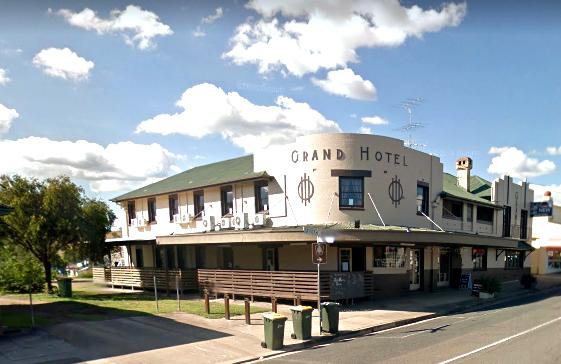 grand hotel Goomeri QLD Google