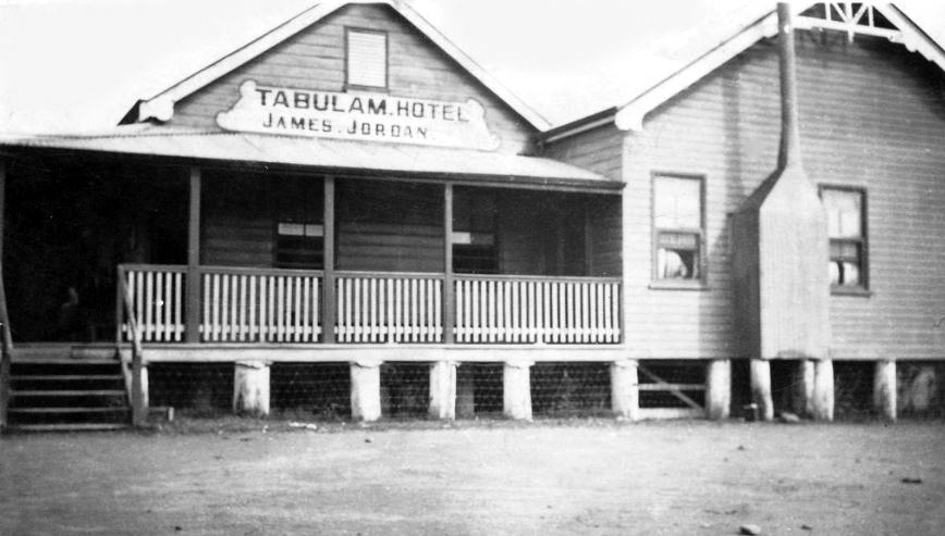 Tabulam Hotel, Tabulam
