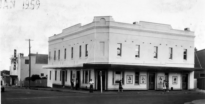 Corrimal Hotel Corrimal nsw 1959 ANU