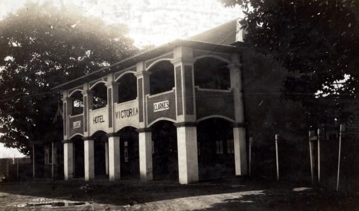 North Wollongong Hotel Wollongong 1930 ANU