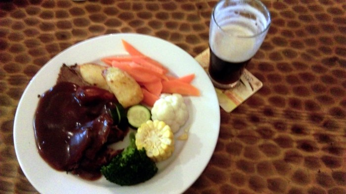 railway hotel spring hill nsw roast of the day 2018